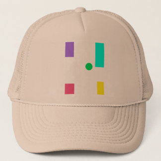 Eternal Smile Trucker Hat