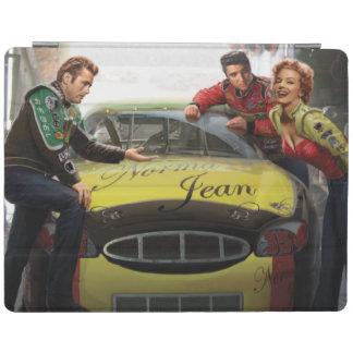 Eternal Speedway iPad Cover