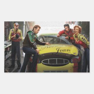 Eternal Speedway Sticker