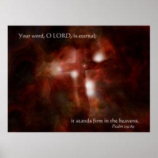 Eternal Word Poster
