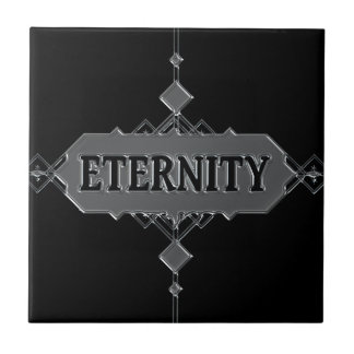 Eternity concept. tile
