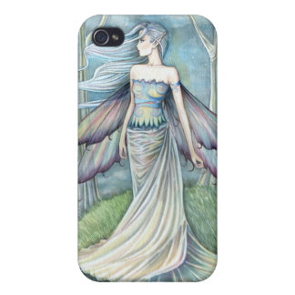 Eternity Fairy Mystical Fantasy Art iPhone 4 Cases