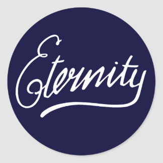 Eternity Sydney Graffiti (pack of 6/20) Classic Round Sticker