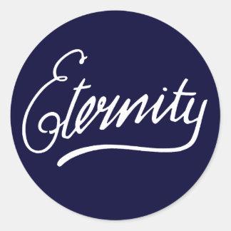 Eternity Sydney Graffiti (pack of 6/20) Round Sticker