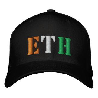 ETH IRISH FLAG HAT EMBROIDERED BASEBALL CAPS