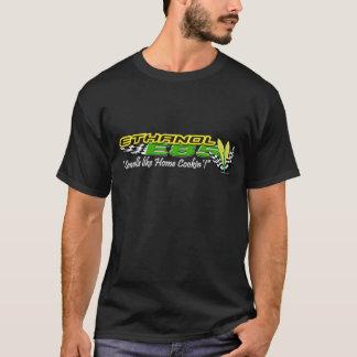 ETHANOL E85 Alternative Energy Dark T-Shirt