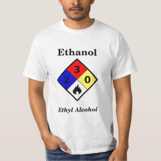 Ethanol MSDS T-Shirt