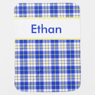 Ethan's Personalized Blanket Swaddle Blankets