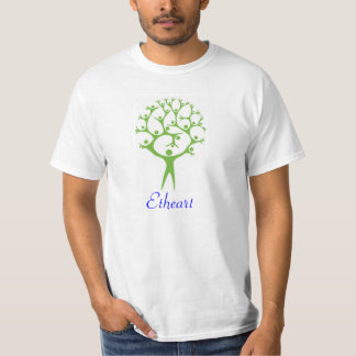 Etheart : Francais Tee-shirt