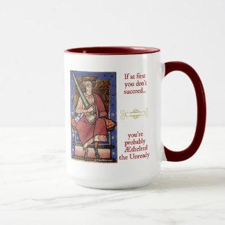 Ethelred the Unready Mug