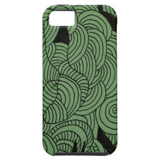 Ether Formation Green Case For The iPhone 5