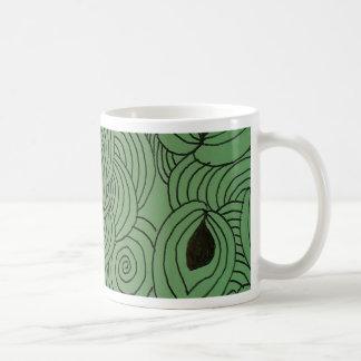 Ether Formation Green Coffee Mug