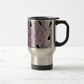 Ether Formation Green Travel Mug