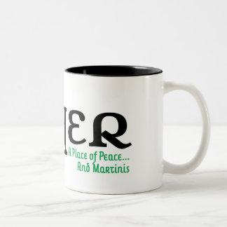 Ether logo Coffee Mug