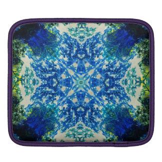 Ethereal Forest Mandala iPad Sleeves