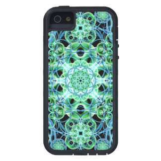 Ethereal Growth Mandala Case For The iPhone 5