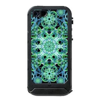 Ethereal Growth Mandala Incipio ATLAS ID™ iPhone 5 Case