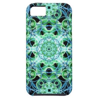 Ethereal Growth Mandala iPhone 5 Case