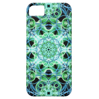 Ethereal Growth Mandala iPhone 5 Cases