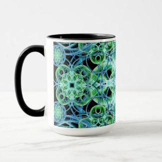 Ethereal Growth Mandala Mug