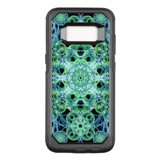 Ethereal Growth Mandala OtterBox Commuter Samsung Galaxy S8 Case