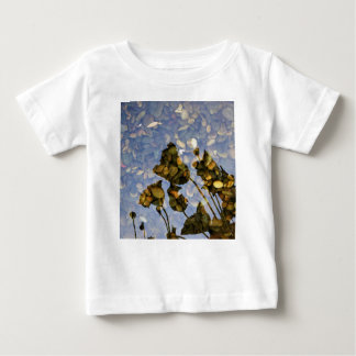 Ethereal Lotus Baby T-Shirt