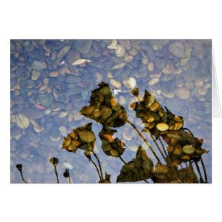 Ethereal Lotus Card