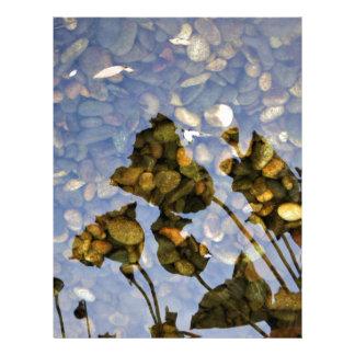 Ethereal Lotus Letterhead