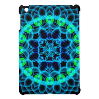 Ethereal Lotus Mandala iPad Mini Cover