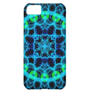 Ethereal Lotus Mandala iPhone 5C Cases