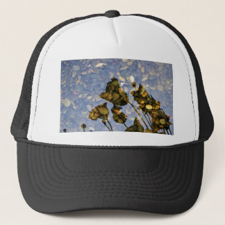 Ethereal Lotus Trucker Hat