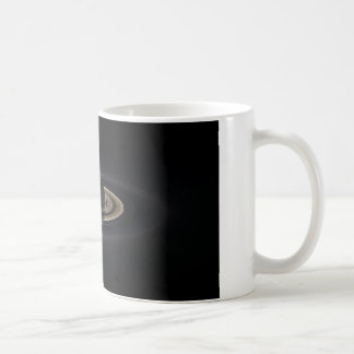 Ethereal Saturn` Coffee Mug