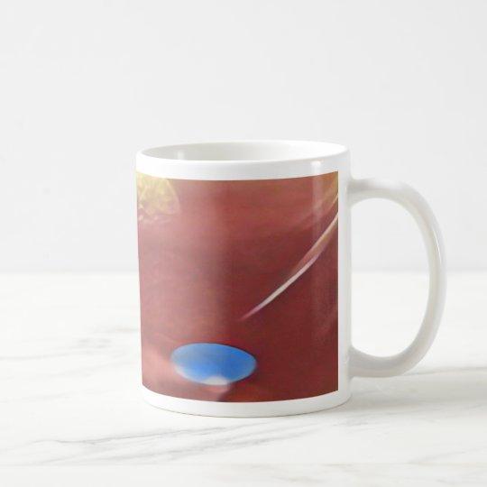 Ethereal Sci-fi Alien Planets Coffee Mug