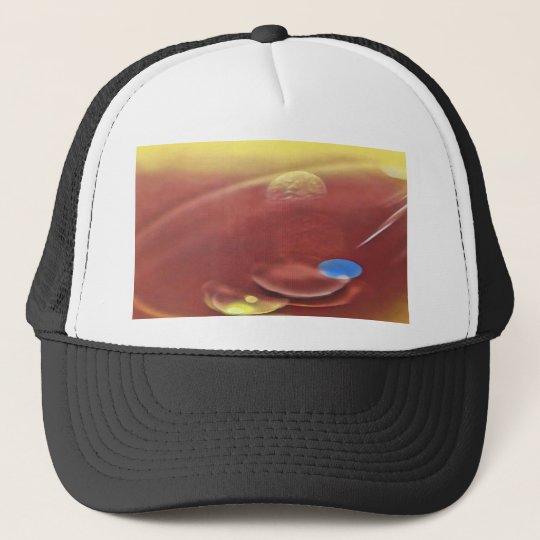 Ethereal Sci-fi Alien Planets Trucker Hat