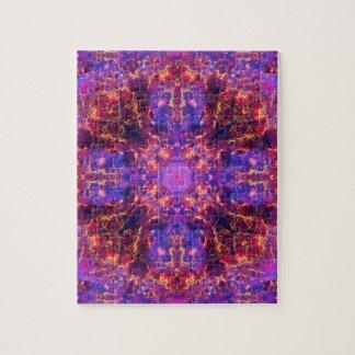 Ethereal Sea Mandala Puzzle