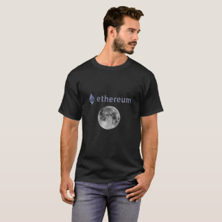 Ethererum (ETH) To the Moon T-shirt