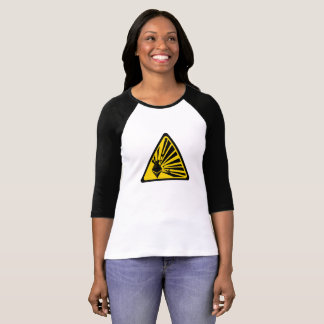 Ethereum Bella+Canvas 3/4 Sleeve Raglan T-Shirt