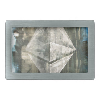 Ethereum Belt Buckle