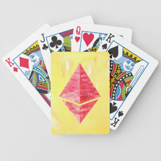 Ethereum Bicycle Playing Cards