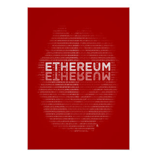 Ethereum Binary Poster