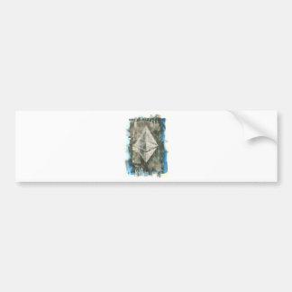 Ethereum Bumper Sticker
