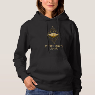 Ethereum Classic Made of Gold Hoodie