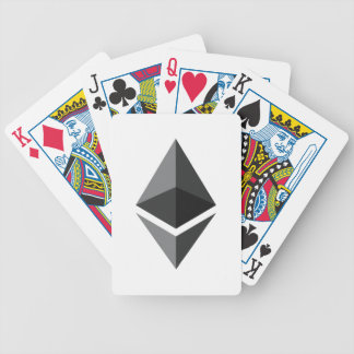 Ethereum - Cryptocurrency Super PAC Bicycle Playing Cards