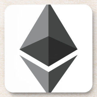 Ethereum - Cryptocurrency Super PAC Coaster