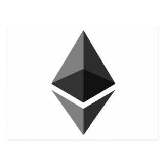 Ethereum - Cryptocurrency Super PAC Postcard