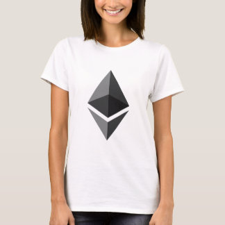 Ethereum Logo Only T-Shirt