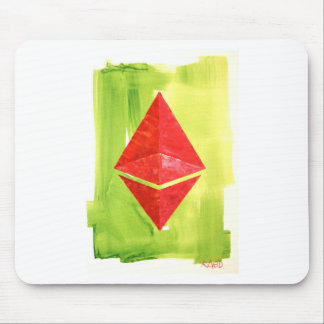 Ethereum Mouse Pad
