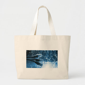 Ethernet Connector Large Tote Bag