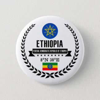 Ethiopia 2 Inch Round Button