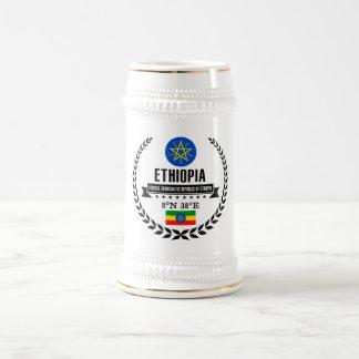 Ethiopia Beer Stein